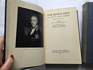 The King's Own: The Story of a Royal Regiment. 2 vols. (Vol. I: 1680-1814; Vol. II: 1814-1914)...