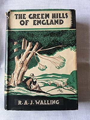 The Green Hills of England - (First Edition with Dust Jacket)