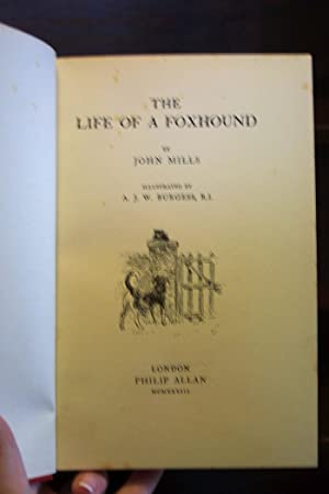 Life of a Foxhound: MILLS, John