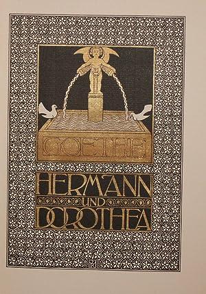 Hermann und Dorothea: Johann Wolfgang von