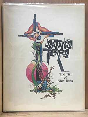 Satan's Tears: The Art of Alex Nino: Alex Nino; Christopher Zavisa