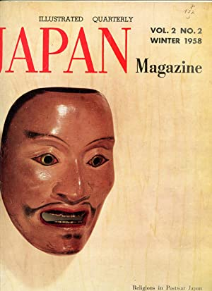 Japan Magazine. An Illustrated Quarterly. Winter 1958. Volume 2 Number 2: No Author