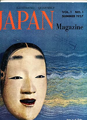 Japan Magazine. An Illustrated Quarterly. Summer 1957. Volume 1. Number 1: No Author