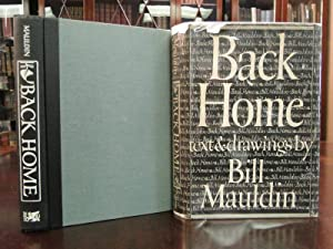 BACK HOME: Mauldin, Bill