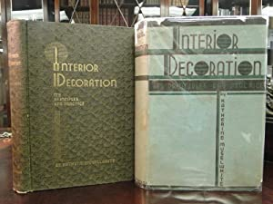 THE PRINCIPLES AND PRACTICE OF INTERIOR DECORATION: Muselwhite, Katheine