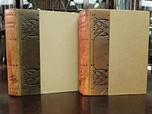 Little Journeys to the Homes of EMINENT ORATORS - Two Volumes - Each Signed By Elbert Hubbard II: ...