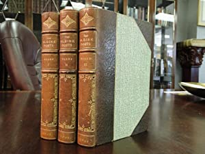 POETICAL WORKS OF ROBERT BURNS - Three Volumes