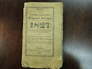 FARMERS' & MECHANICS' MAGAZINE ALMANAC for the Year of Our Lord 1827 - Number I
