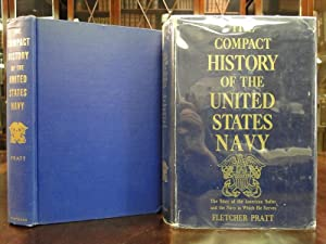 COMPACT HISTORY OF THE UNITED STATES NAVY: Pratt, Fletcher