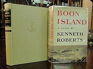 BOON ISLAND: Roberts, Kenneth