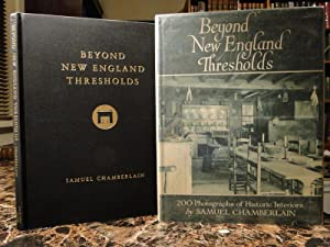 BEYOND NEW ENGLAND THRESHOLDS: Chamberlain, Samuel