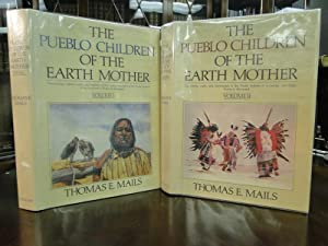 The Pueblo Children of the Earth Mother - Two Volumes