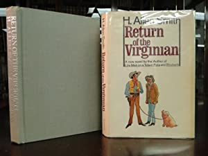 RETURN OF THE VIRGINIAN - Inscribed By the Author