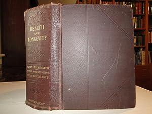HEALTH AND LONGEVITY - 1910: Richardson, Joseph G.