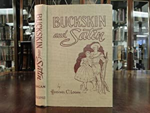 BUCKSKIN AND SATIN - Signed