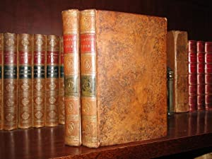 POEMS By William Cowper - Two Volumes