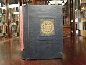 MANUAL OF THE CORPORATION OF THE CITY OF NEW YORK - 1855