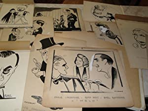THEATRICAL CARICATURES