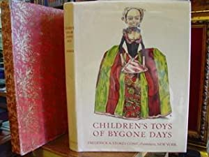CHILDREN'S TOYS OF BYGONE DAYS
