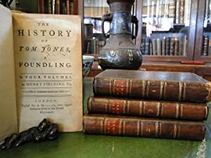 THE HISTORY OF TOM JONES, a Foundling 1749, 3rd Edition