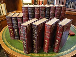 WRITINGS OF OSCAR WILDE, THE (WORKS) - 15 Volumes