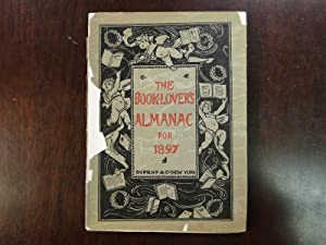 THE BOOK-LOVERS ALMANAC FOR 1897