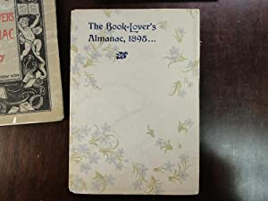 THE BOOK-LOVERS ALMANAC FOR 1895