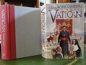 VATICAN - Signed: Martin, Malachi