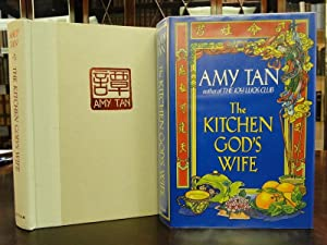 KITCHEN GOD'S WIFE, THE - Signed