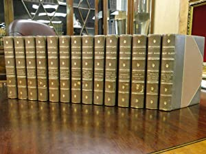 WORKS OF BRET HARTE - Fourteen Volumes