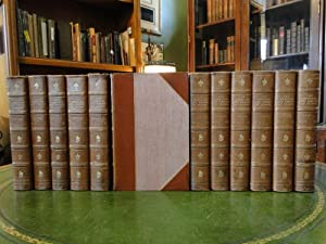 HISTORY OF THE CONSULATE AND THE EMPIRE OF FRANCE UNDER NAPOLEON - 12 Volumes