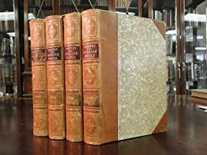 HISTORY OF THE ENGLISH PEOPLE - Four Volumes
