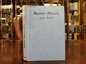 HUMAN NATURE: Robson, Arthur