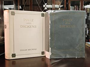 PHIZ AND DICKENS - Signed