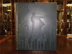 MARTHA GRAHAM Sixteen Dances in Photograph - One of a Kind Leather Binding