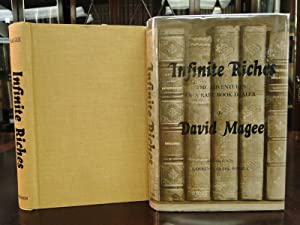 INFINITE RICHES, The Adventure of a Rare Book Dealer
