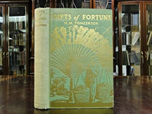 GIFTS OF FORTUNE and Hints for Those About to Travel: Tomlinson, H.M.
