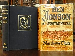 BEN JOHNSON OF WESTMINSTER: Chute, Marchette