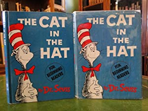 THE CAT IN THE HAT - First Edition, Second Printing with Dust Jacket