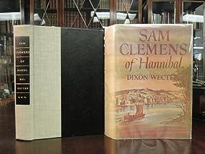 SAM CLEMENS OF HANNIBAL (Mark Twain): Wecter, Dixon