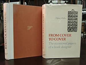 FROM COVER TO COVER, The Occasional Papers of a Book Designer