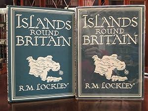ISLANDS ROUND BRITAIN: Lockley, R.M.