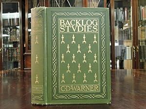 BACKLOG STUDIES: Warner, Charles Dudley