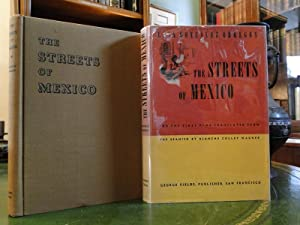 THE STREETS OF MEXICO: Obregon, Luis Gonzalez (Blanche Collect Wagner Translator)