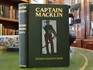 CAPTAIN MACKLIN His Memoirs: Davis, Richard Harding