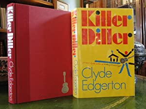 KILLER DILLER - Signed: Egerton, Clyde
