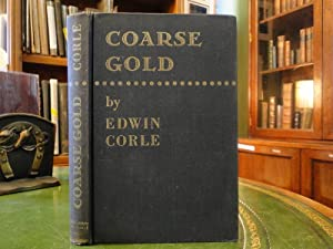 COARSE GOLD - SIGNED