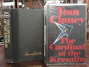 CARDINAL OF THE KREMLIN: Clancy, Tom