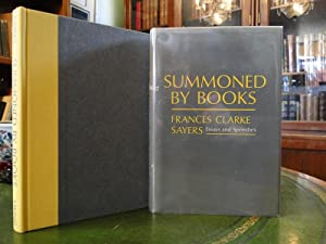 SUMMONED BY BOOKS - Signed