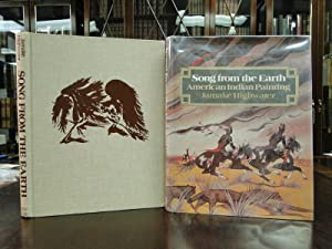 SONG FROM THE EARTH - American Indian Painting